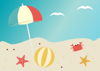 Summer themed online videos
