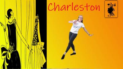 Online Dance Platform - Charleston Dance